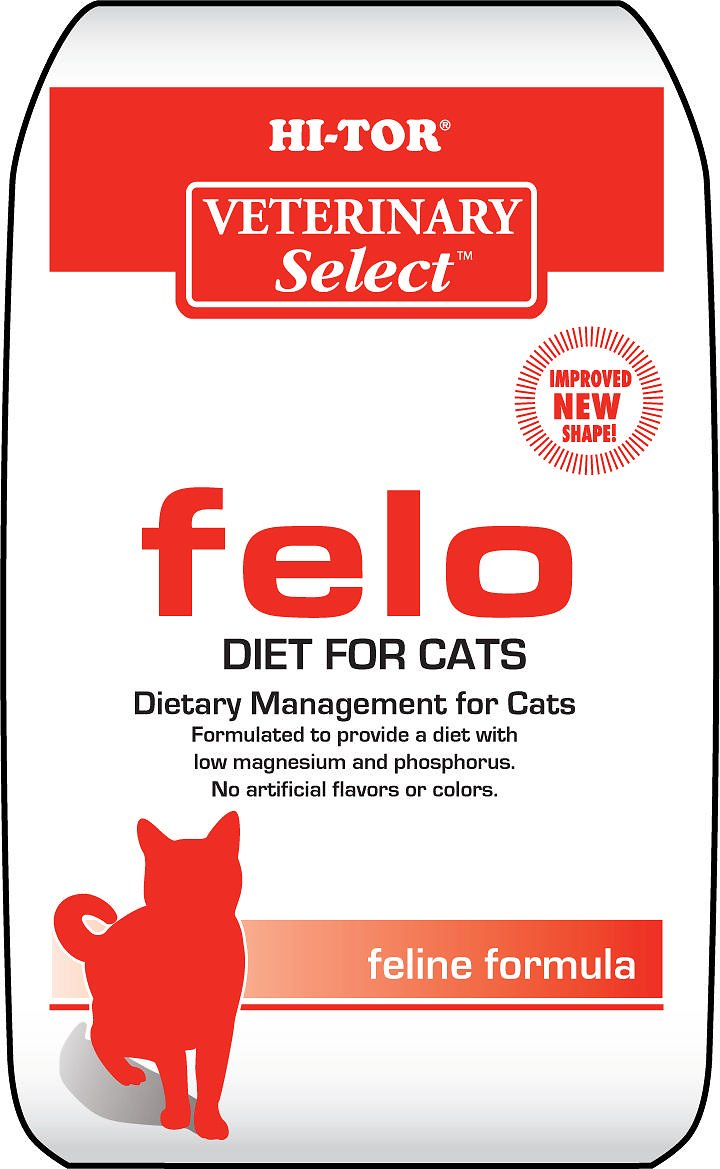 Hi Tor Veterinary Select Felo Diet Dry Cat Food 4 Lb Bag Chewy Com