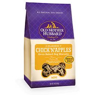 Old Mother Hubbard Classic Chick'N'Apples Biscuits Mini Baked Dog Treats, 20-oz bag