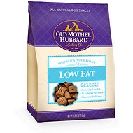 Old Mother Hubbard Mother's Solution's Low Fat Baked Dog Treats, 3.3-lb bag