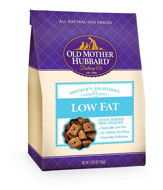 Old Mother Hubbard Low Fat Dog Treats