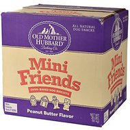 Old Mother Hubbard Mini Friends Biscuit Dog Treats, 20-lb box
