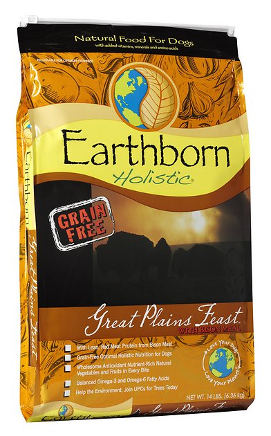 Earthborn Holistic  Lb Great Plains Feast Dog Food