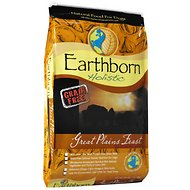 Earthborn Holistic Great Plains Feast Grain-Free Natural Dry Dog Food, 28-lb bag