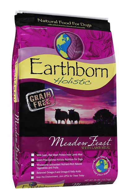 Earthborn Holistic Food Reviews