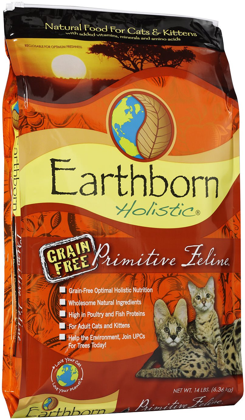 Earthborn Holistic Canned Cat Food
