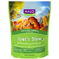 Halo Spot's Stew Wholesome Lamb Recipe Dry Dog Food, 28-lb bag
