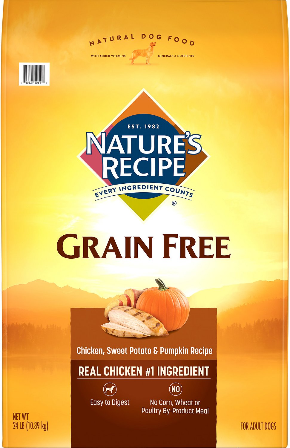 Is Nature Recipe Grain Free A Good Dog Food