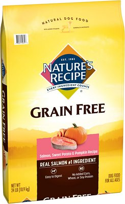 By Nature Grain Free Dog Food Reviews