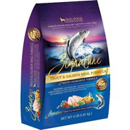 Zignature Trout & Salmon Meal Limited Ingredient Formula Dry Dog Food, 27-lb bag