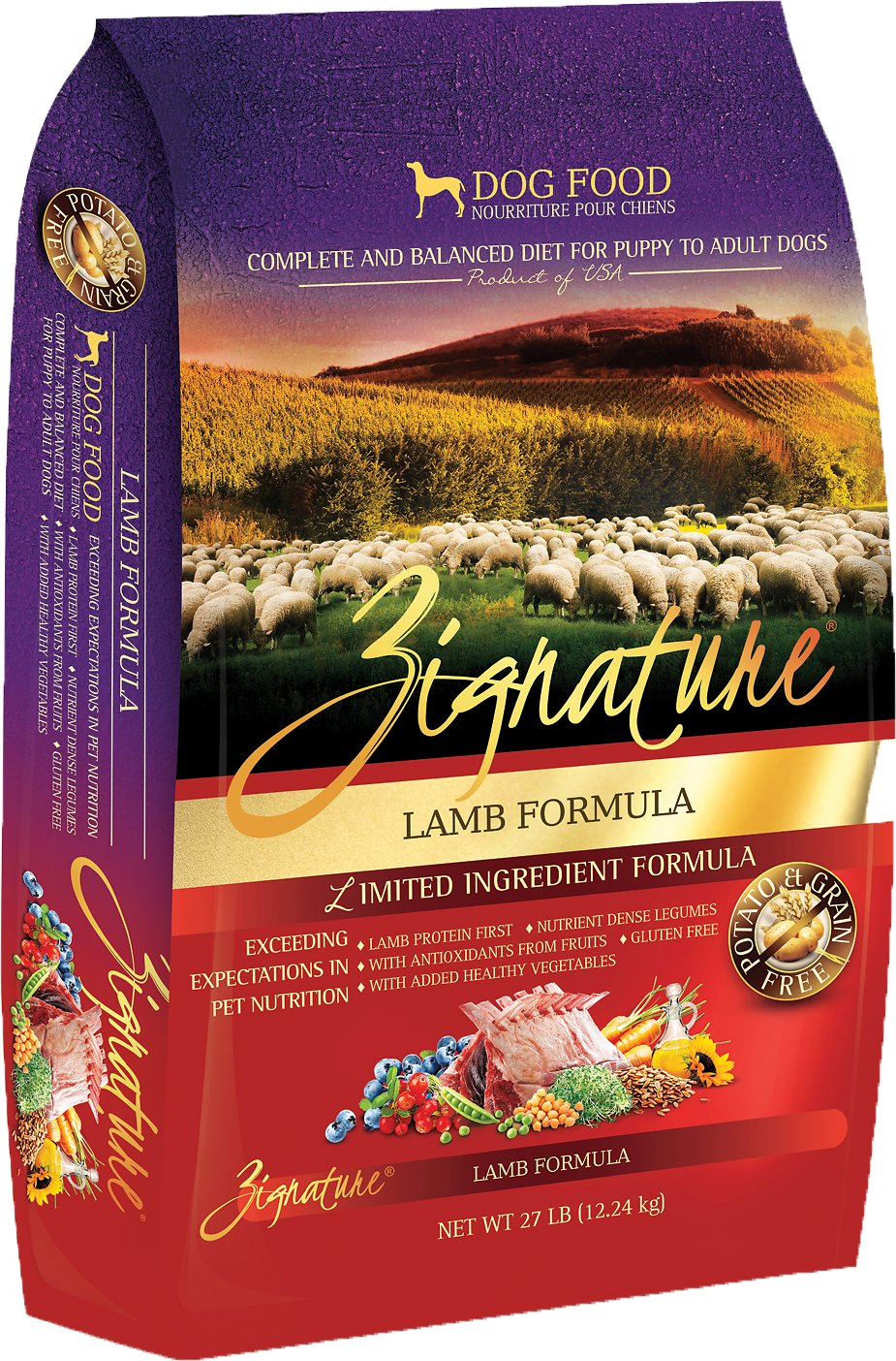 Signature Limited Ingredient Dog Food