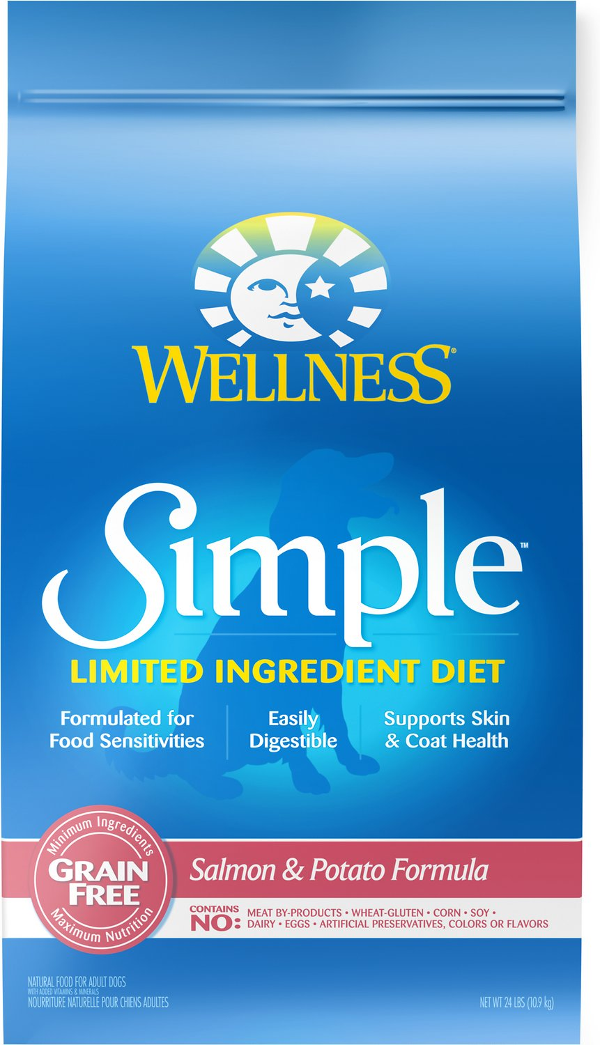 Reviews For Wellness Simple Dog Food