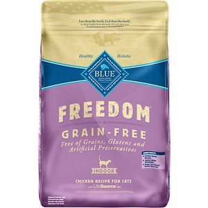 Blue Buffalo Freedom Grain Free Adult Cat Food