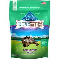 Blue Buffalo Blue Stix Lamb & Apples Recipe Dog Treats, 6-oz bag