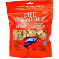 Cat-Man-Doo Life Essentials Wild Alaskan Salmon Freeze-Dried Cat & Dog Treats, 5-oz bag