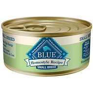 Blue Buffalo Homestyle Recipe Small Breed Lamb Dinner Canned Dog Food, 5.5-oz, case of 24