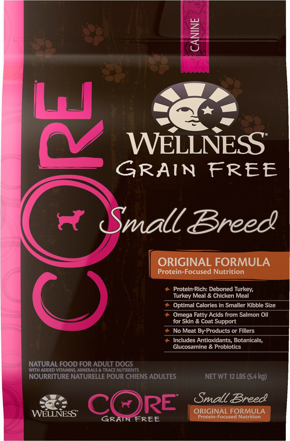Wellness Dog Food Core Small Breed