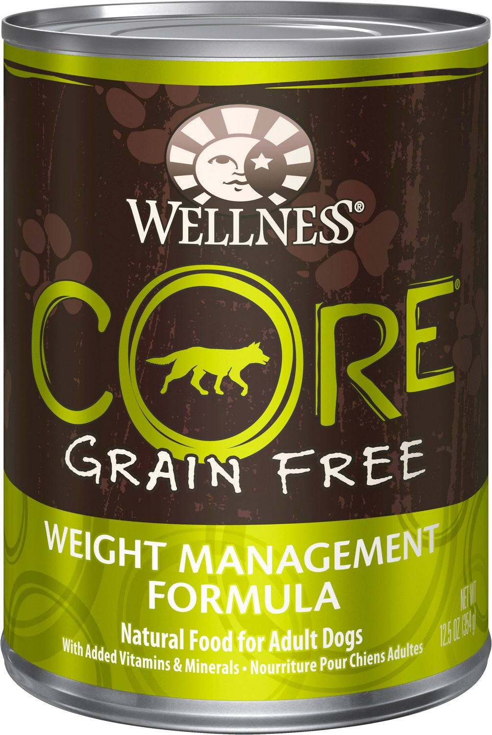 Wellness Core Grain Free Weight Management Formula Canned