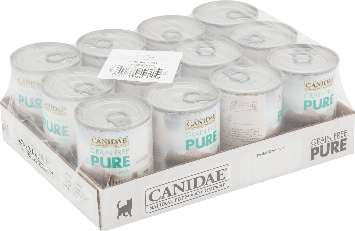 Canidae Pure Sea Cat Food Reviews