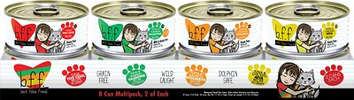 Chewy Bff Cat Food