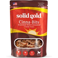 Solid Gold Cinna-Bits Holistic Biscuits Dog Treats, 2.5-lb bag