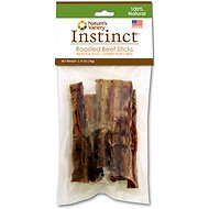 Nature's Variety Instinct Roasted Beef Sticks Dog Treats, 2.75-oz bag