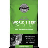 World's Best Cat Litter Clumping Formula, 14-lb bag