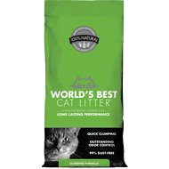 World's Best Cat Litter Clumping Formula, 28-lb bag