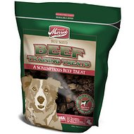 Merrick Beef Training Dog Treats, 5-oz bag