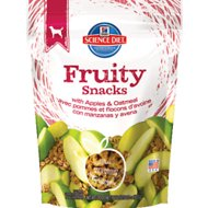 Hill's Science Diet Fruity Snacks with Apples & Oatmeal Dog Treats, 8.8-oz bag