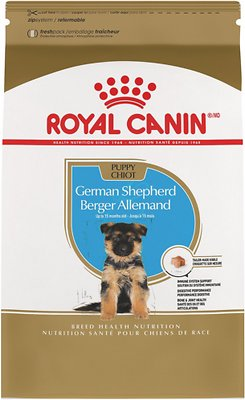 royal canin german shepherd dog food royal canin german shepherd puppy dry dog food 30 lb bag 9366