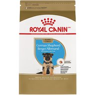 Royal Canin German Shepherd Puppy Dry Dog Food, 30-lb bag