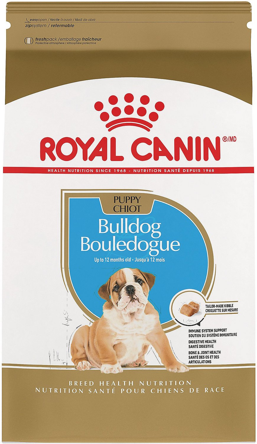 Best Bulldog Food For Puppies Food