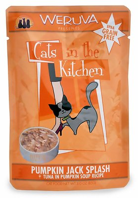 Cats In The Kitchen Pumpkin Soup