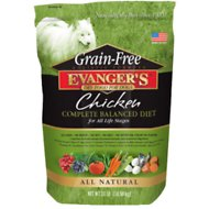 Evanger's Grain-Free Chicken with Sweet Potato & Pumpkin Dry Dog Food, 33-lb bag