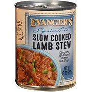 Evanger's Signature Series Slow Cooked Lamb Stew Canned Dog Food, 12-oz, case of 12