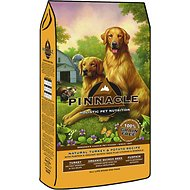 Pinnacle Grain-Free Turkey & Potato Recipe Dry Dog Food, 24-lb bag