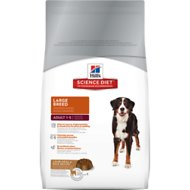 Hill's Science Diet Adult Large Breed Lamb Meal & Rice Dry Dog Food, 33-lb bag