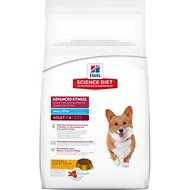 Hill's Science Diet Adult Advanced Fitness Small Bites Dry Dog Food, 38.5-lb bag