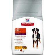 Hill's Science Diet Adult Large Breed Dry Dog Food, 38.5-lb bag