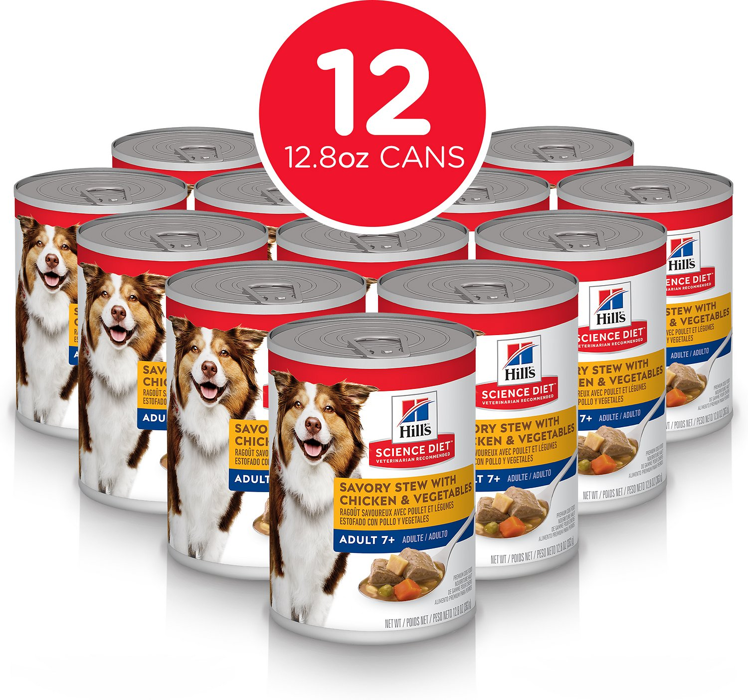 food diet science dog canned chicken adult chewy wet savory barley case oz hill stew vegetables entree pet dogs amazon