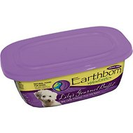 Earthborn Holistic Lily's Gourmet Buffet Grain-Free Natural Moist Dog Food, 8-oz, case of 8