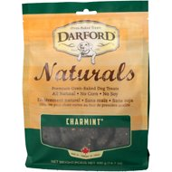 Darford Naturals Charmint Dog Treats, 14.1-oz bag