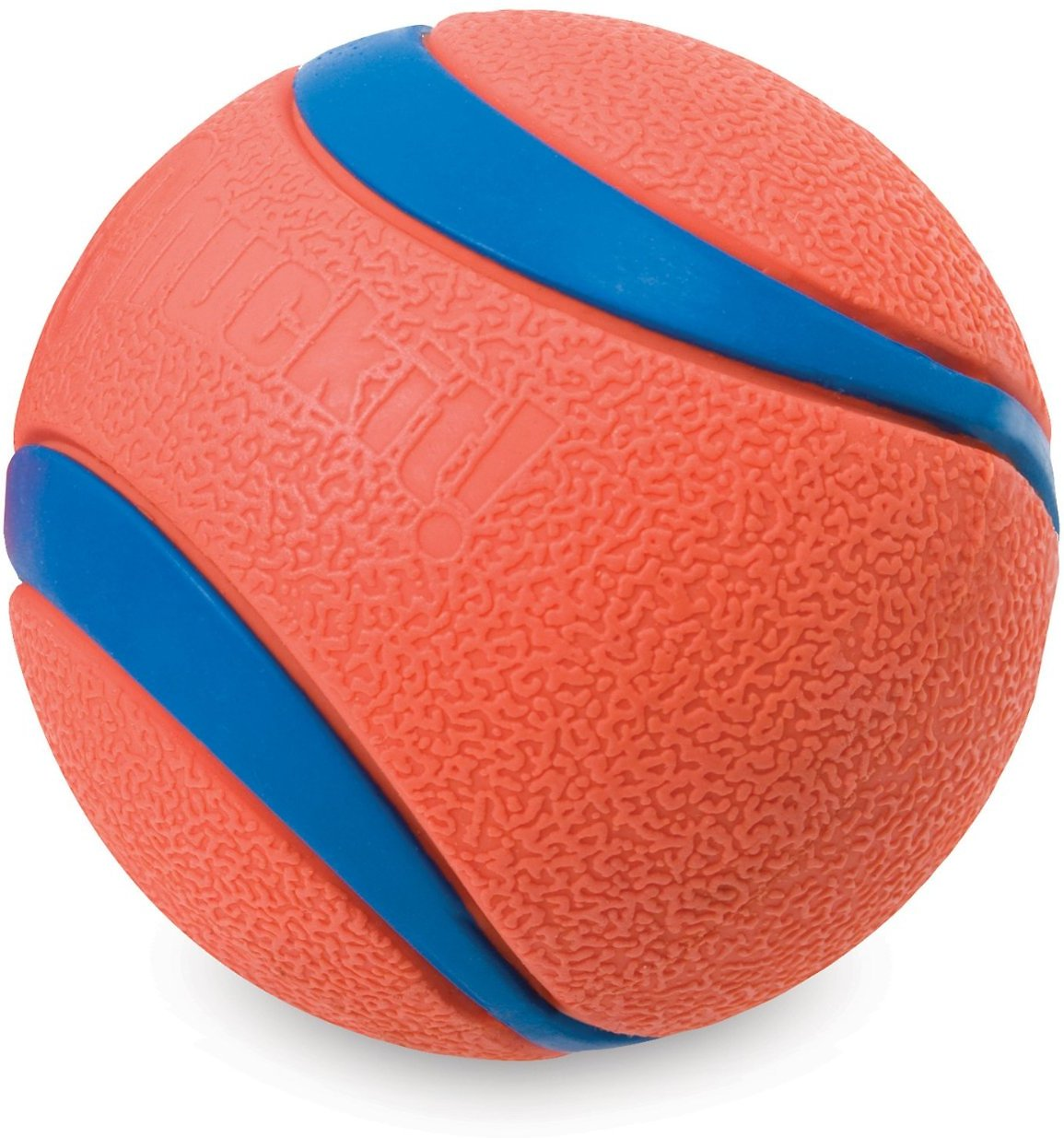 Rubber Ball Dog Toy : Chuckit ultra rubber ball dog toy medium pack chewy