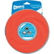 Chuckit! Zipflight Disc Dog Toy, Medium
