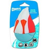 Chuckit! Amphibious Duck Diver, Color Varies, Medium