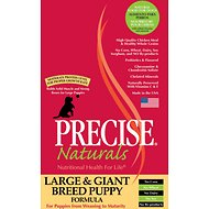 Precise Naturals Large & Giant Breed Puppy Formula Dry Dog Food, 30-lb bag