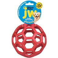 JW Pet Hol-ee Roller Dog Toy, Color Varies, Medium