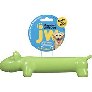 "JW Pet Megalast ""Long Dog"" Dog Toy, Color Varies, Large"