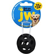 JW Pet Hol-ee Bowler Dog Toy, Mini