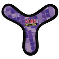 KONG Ballistic Boomerang Dog Toy, Large